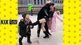 Watch keep laugh EP521 ● The funny moments 2019