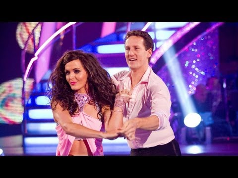 Victoria Pendleton & Brendan Cole Salsa to 'Candy' - Strictly Come Dancing 2012 - BBC One
