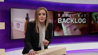Rape Kit Backlog | Full Frontal with Samantha Bee | TBS
