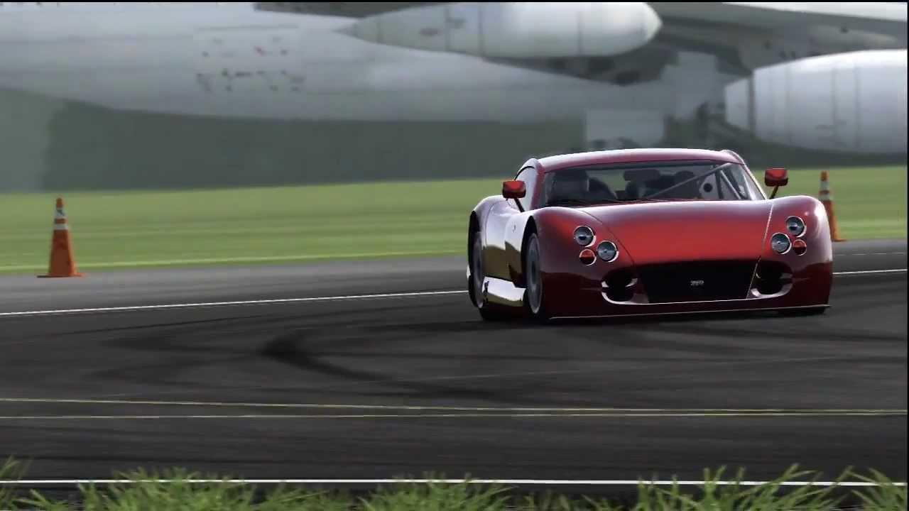 Tvr Cerbera Speed 12 Top Gear