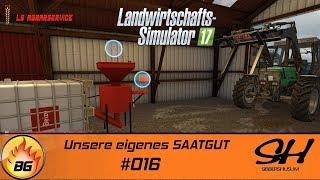LS17 - Sibbershusum #016 | Unser eigenes SAATGUT | Let's Play [HD]
