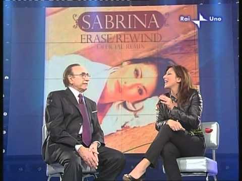 SABRINA SALERNO INTERVISTA DOMENICA IN FEBBRAIO 2009 1 PARTE.avi
