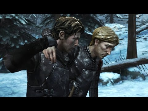 Telltale's Game of Thrones #4 - Episode 4: Wildlings of the North
