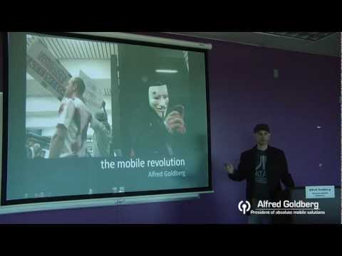 Mobile Design and Development Open House Part 1