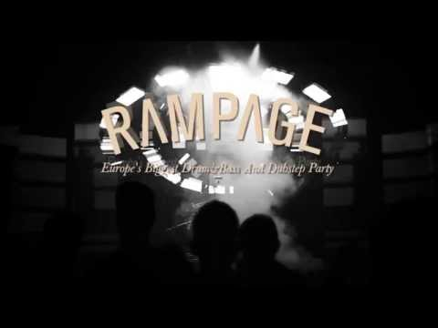 Rampage @ Lotto Arena