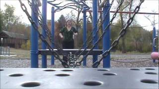Monkey Bars and A 12 minute mile! Intro to Byebyebelly