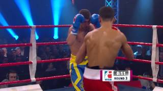 LOMACHENKO vs MAXWELL - Week 5 - WSB Season 3