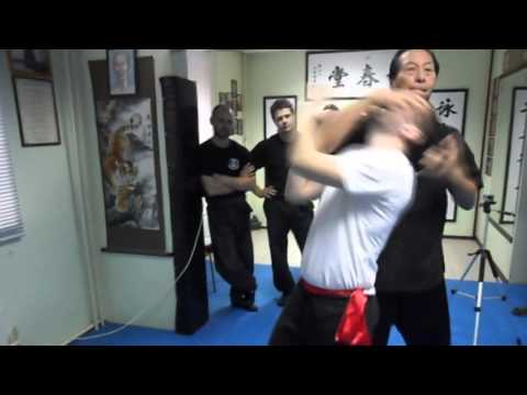 GM Samuel Kwok, 8th Seminar Wing Chun in Russia (Moscow), December 2013 (part 1)