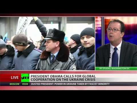 US and Russia clash over Ukraine