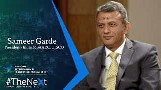 Sameer Garde Talks About The Explosions Of Networks || NTLF 2019