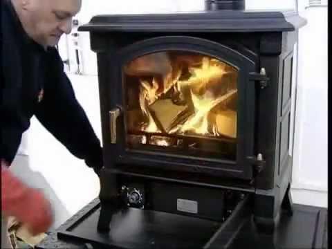 efel come accendere una stufa a legna tradizionale in