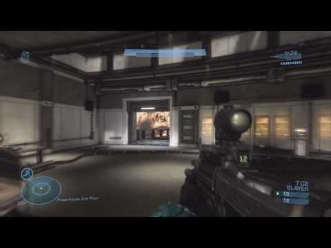 Halo Reach: Special Gameplay Against Halo Pro Pistola