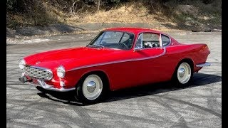 300HP Ecotec-Swapped 1963 Volvo P1800 - One Take