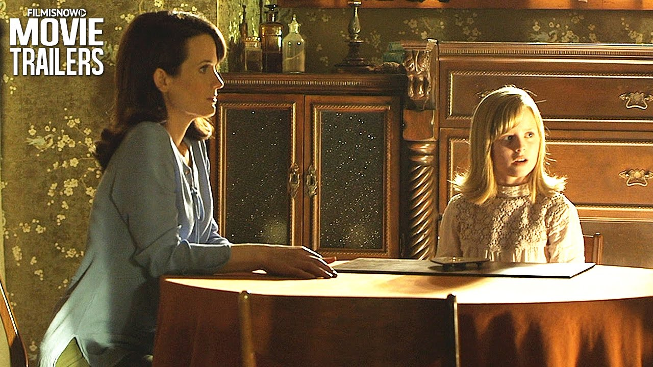 OUIJA: ORIGIN OF EVIL   Find out how the horror movie was made