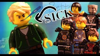 Lloyd's Sickness - Lego Ninjago - Episode 3