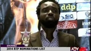 2014 RTP Nomination List