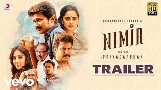 Nimir Trailer | Udhayanidhi Stalin, Namitha Pramod, Parvatii