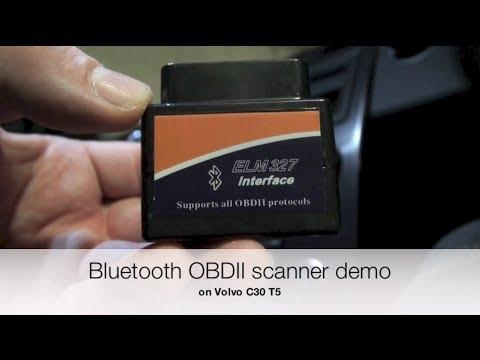 ELM327 Bluetooth OBD2 scanner & Torque App