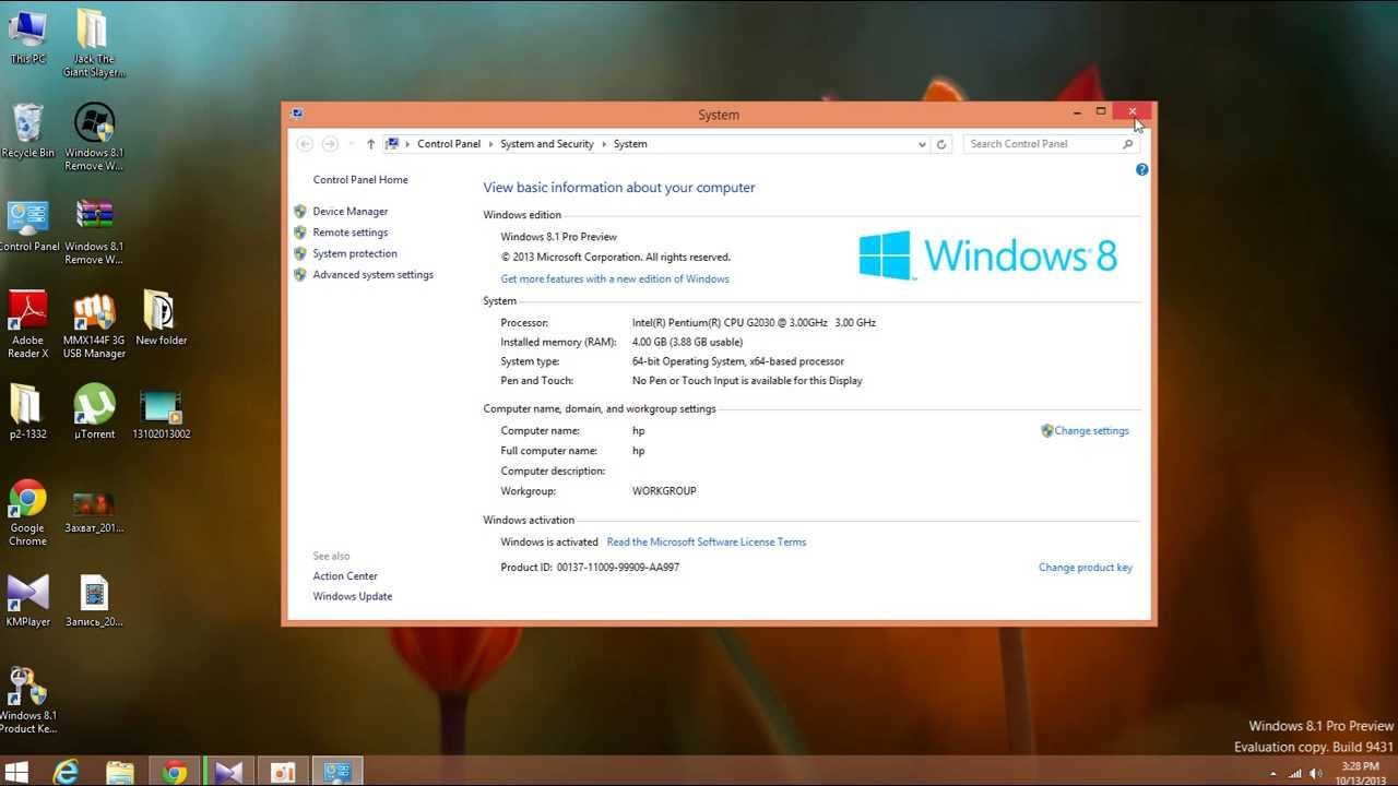 how to windows 8.1 pro preview activator - YouTube