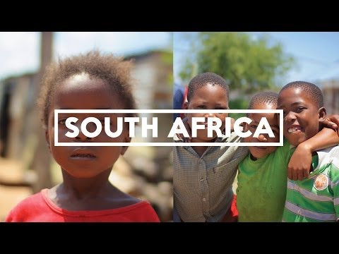 We did a cheeky trip to South Africa to work along side the Waterberg Welfare Society and Comic Relief. Help spread the message by sharing the video and cele...