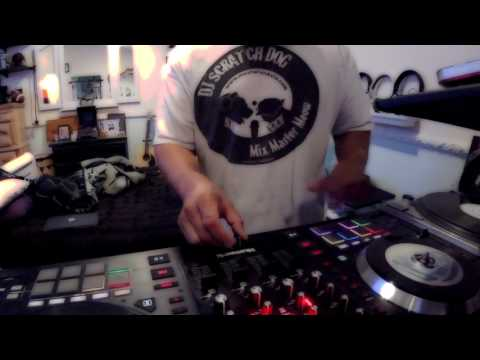 Rock The Bells Routine on a Controller NS7ii (Masta Hanksta)