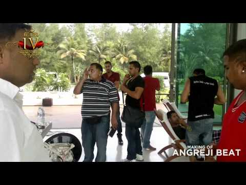 Exclusive - Behind The Scenes (angreji Beat) International Villager video