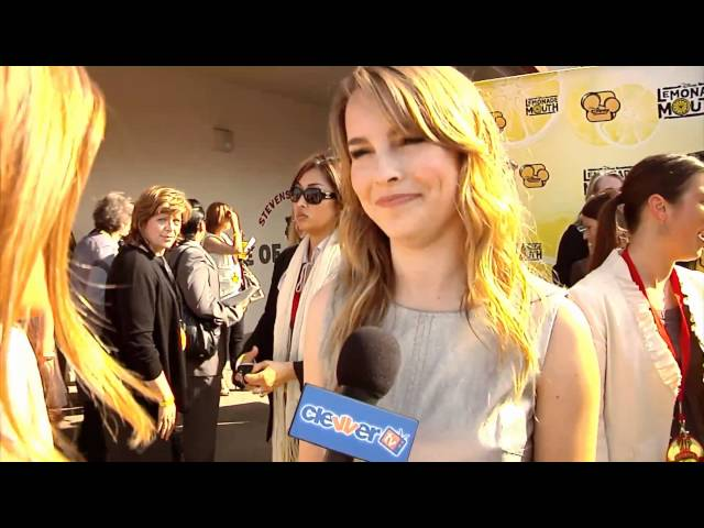 Bridgit Mendler Talks First Performance On 'GMA': Disney's Lemonade Mouth Premiere
