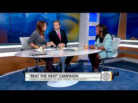 Korey Stringer's wife on heat stroke, sports