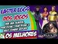 Os Melhores Easter Eggs dos Jogos PARTE 27