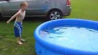 Skok do zimnej wody