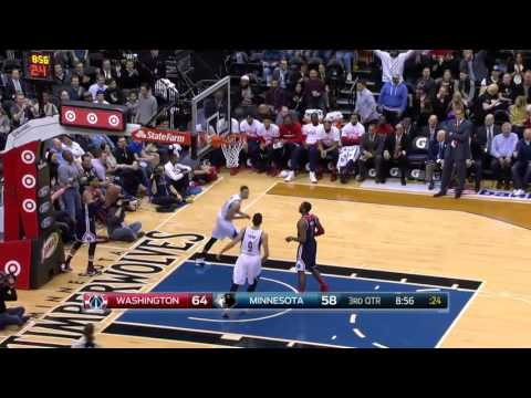 Minnesota Timberwolves Top 10 Plays of NBA 2015-16 Season