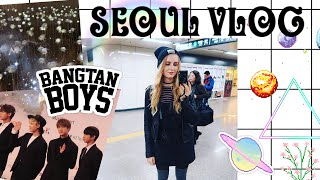 BTS ! Где встретить корейскую знаменитость ?Melon Awards/How I saw BTS, IKON, MONSTAX (ENG/SERB CC)