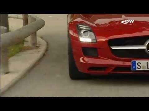 Тест-драйв: Mercedes SLS AMG Roadster