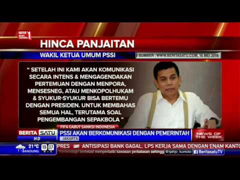 News of The Week: FIFA Cabut Sanksi Indonesia