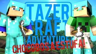 Minecraft: TazerCraft Adventure - Chocobos e Estufa  #5