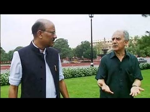 Walk The Talk with Arun Shourie