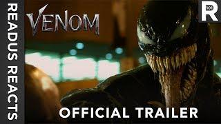 VENOM - Official Trailer   READUS 101