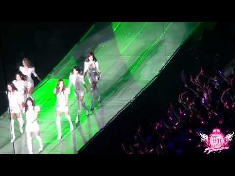 [大酥團] 110909 SNSD - I'm In Love With The Hero @ 2011 Girls'Generation Tour in Taipei (FanCam)