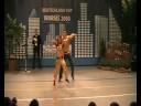 Sara Bohemann & Johannes Kattanek - Deutschland Cup 2008
