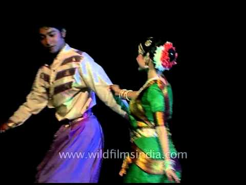 Bharatnatyam one of the leading Indian classical dance forms