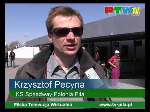 Speedway Polonia Piła KSM Krosno. Żużel
