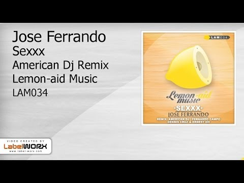 Jose Ferrando - Sexxx (american Dj Remix) video