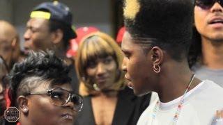 Female Rap Battle | Stud Phamous vs Morawsha | Las Vegas vs Missouri | AHAT