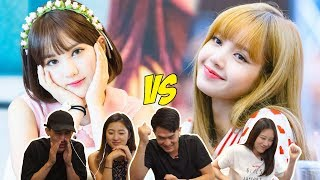 Choosing Between BLACKPINK and GFRIEND | Kool Oppas & Unnies