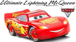 DISNEY CARS 3 ULTIMATE LIGHTNING MCQUEEN BY SPHERO RC RACING CAR MOVIE TOYS