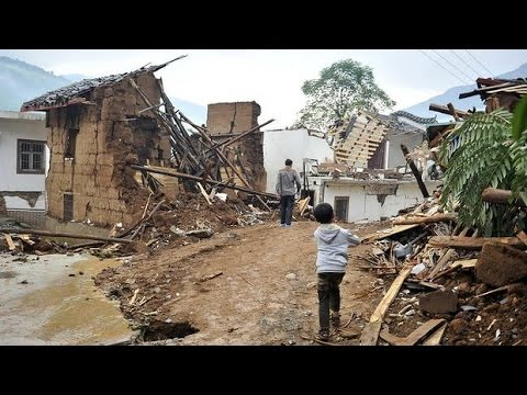 RAW VIDEO: Chinese Earthquake Death Toll Rises To 589