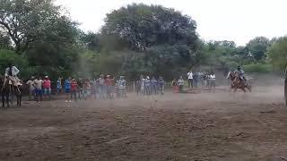 Mangrullo 2018. fiesta de la virgen de huachana familia Rios.