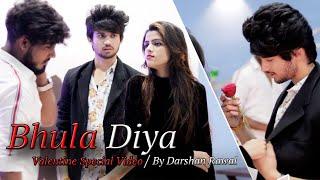 Bhula Diya - Darshan Raval   Valentine's Day Special   Story By Unknown Boy varun