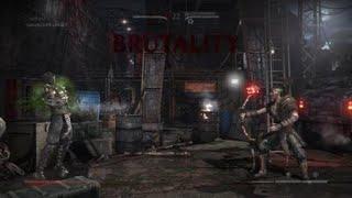 Mortal Kombat XL: Kung Jin vs Reptile-Online brutality win
