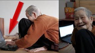 Cụ bà 97 tuổi vẫn sành mạng xã hội được báo nước ngoài ca ngợi
